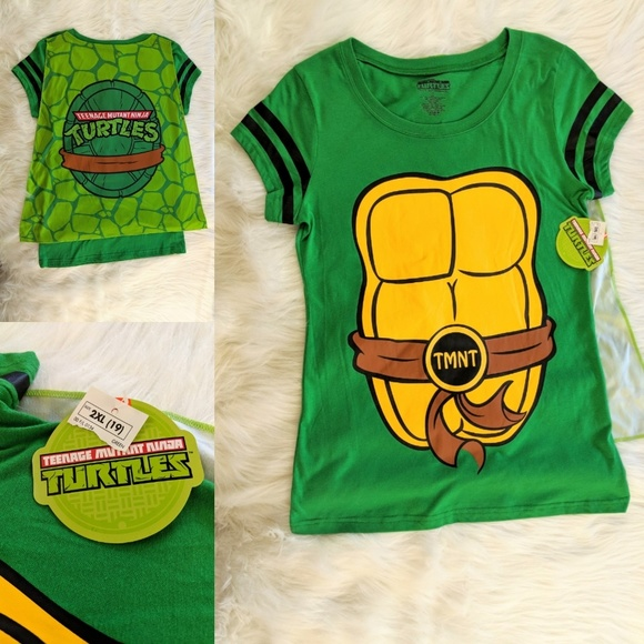 12ff29d6b Nickelodeon Tops | Nwt Teenage Mutant Ninja Turtles Tshirt | Poshmark
